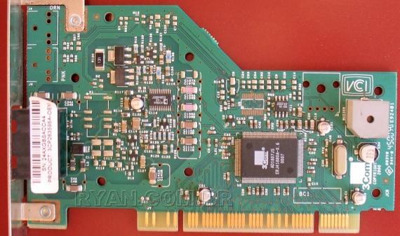 Imagem de Não tem driver para meu modem U.S. Robotics PCI. (ModemUSR 3COM 263595A OEM 1 570 75)