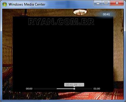 Imagem de O WMC também tem problemas com closed caption. (seven WMC ClosedCaption BlackSquare 75)