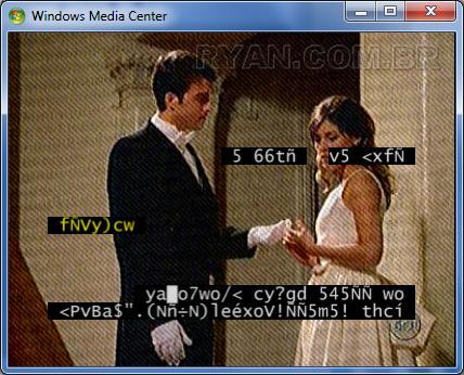 Imagem de O WMC também tem problemas com closed caption. (seven WMC ClosedCaption Trash 75)