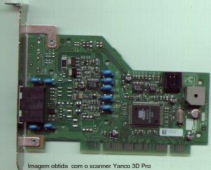 Foto do Modem 3COM PCI OEM