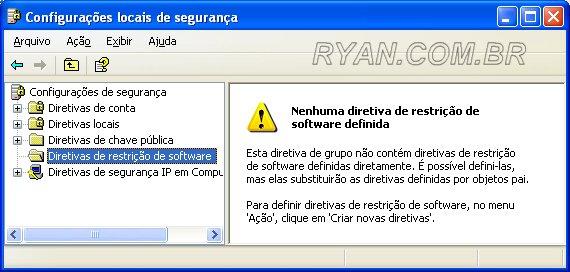 secpol_SoftwarePolicies_NoPolicies_ryan.com.br
